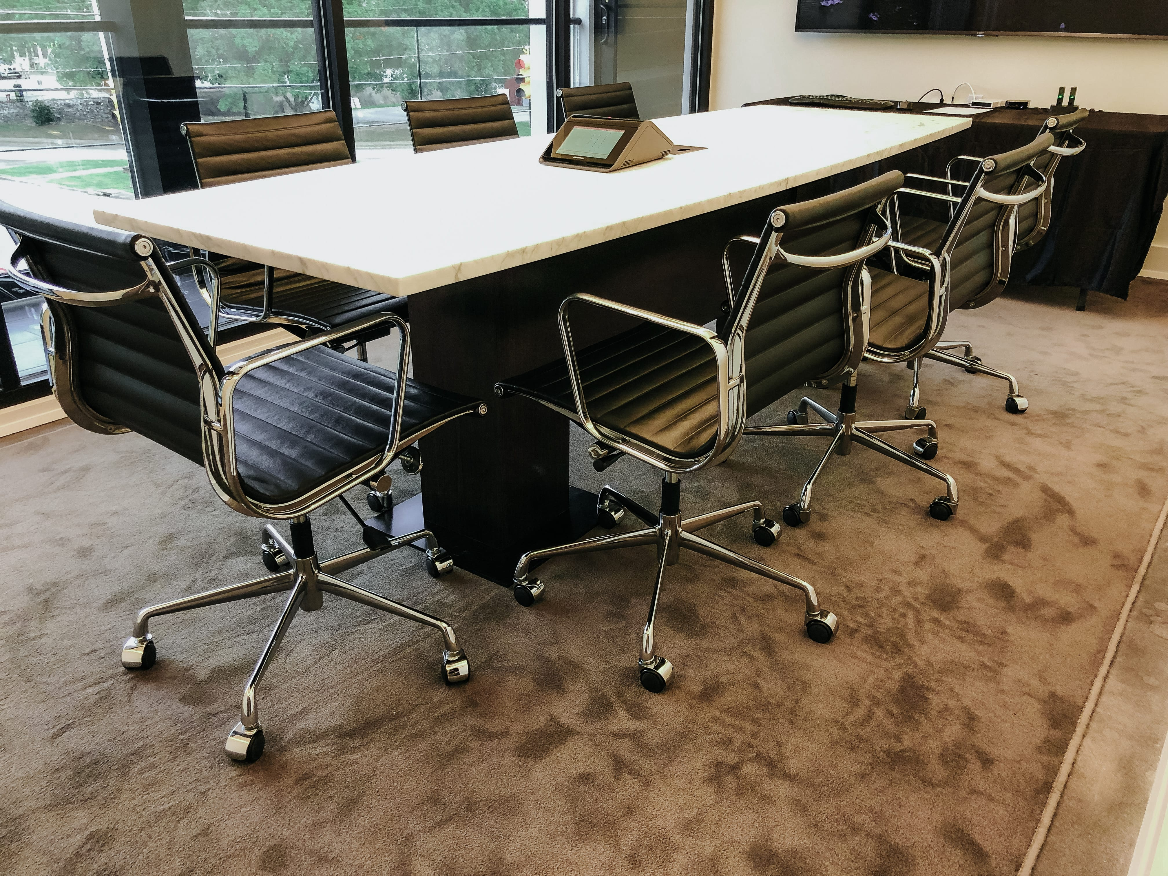 Marble Conference Table
